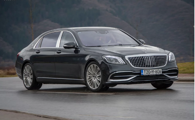 We drove a Mercedes-Benz S650 Maybach: The Art of Luxury and Prestige