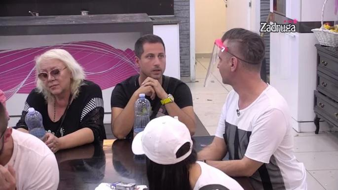 Marko Djedovic i Milan Milosevic zadruga 3