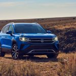 VW Taos arrives on the American market