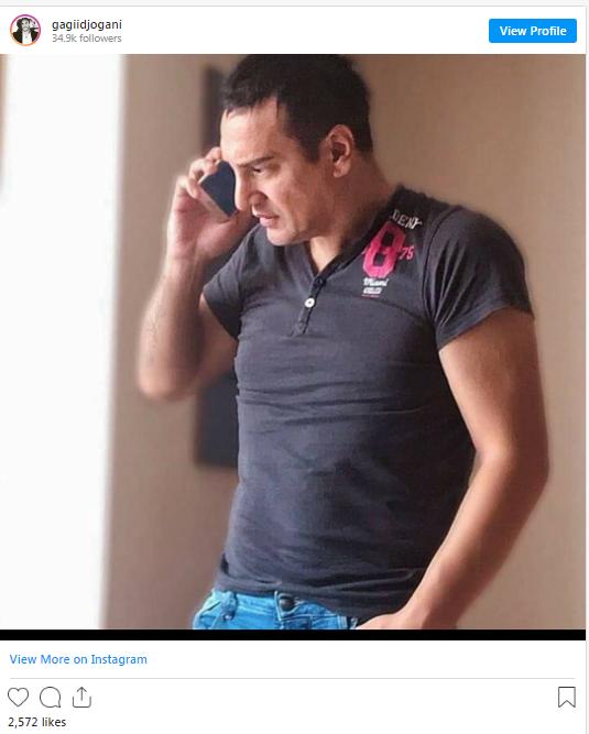 Gagi Djogani instagram