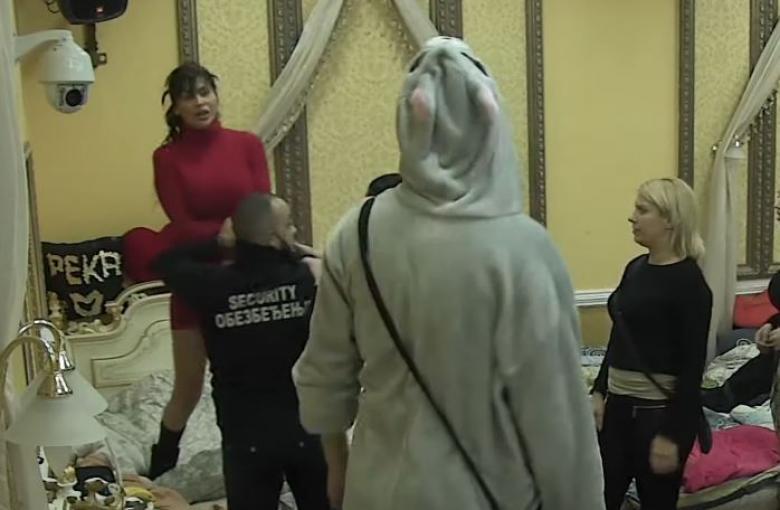 HITNO REAGOVALO OBEZBEĐENJE! Ilijana i Šmizla ZAKRIVILE kao nikada do sada! (VIDEO)