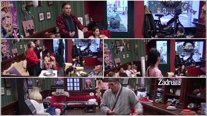 POTPUNI KARAMBOL U PABU! Fran zaratio sa Draganom, Sanja i Aleks sprečile OKRŠAJ! A onda je Tara dovela Kristijana do TAČKE PUCANJA! (VIDEO)