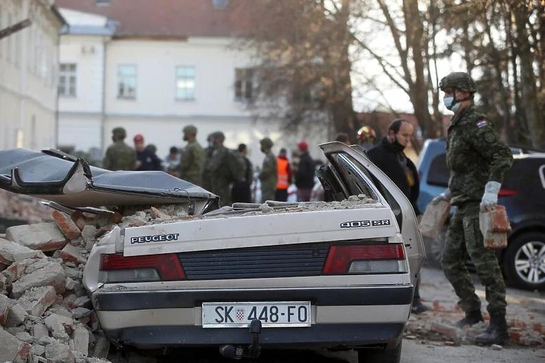 Epilog razornog potresa u Hrvatskoj: Pet poginulih, 20 povrijeđenih i stalni strah