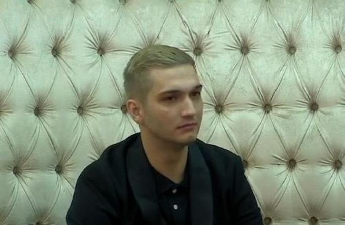 Dario Šogorović Foto: TV Happy printscreen