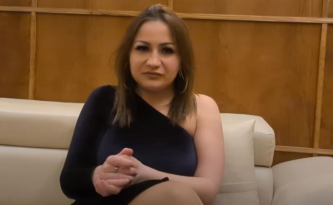 Dragana Mirković Foto: Youtube printscreen/Parovi TV HAPPY