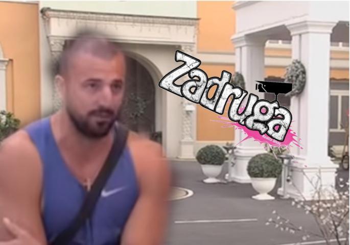 """TOMOVIĆ I DISKVALIFIKACIJA! """"Napadaš SLABIJE!"""" Bukti RAT među zadrugarima: """"Bacao je sudove u BAZEN!"""""""